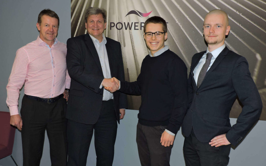 Powernet launches new website, co-operation with Myyntimaatio