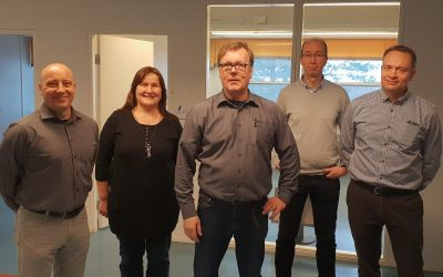 Efore DC Systems team moves together with Powernet